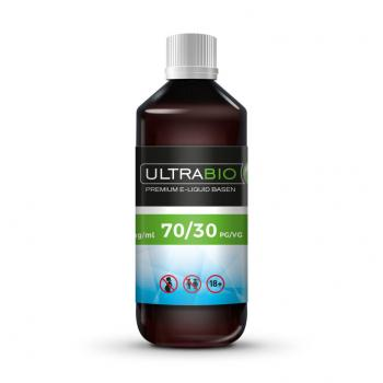 Ultrabio Liquid Basen 1L 70/30 VG/PG 0 mg