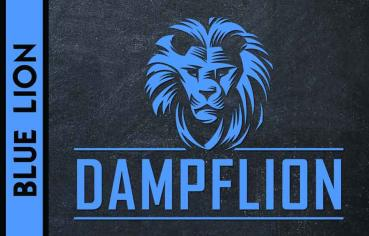 Dampflion Blau LION