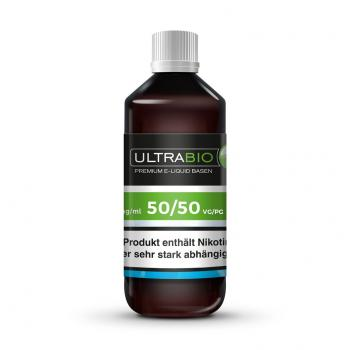 Ultrabio Liquid Basen 1L 50/50 VG/PG 0 mg