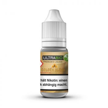 Ultrabio Premium E-Liquid Golden Blend 10ml