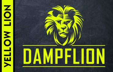 Dampflion Yellow LION